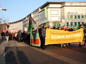 EuroTier Demo Fronttranspi
